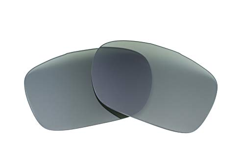 (LenzFlip Lenses Compatible with Oakley TwoFace Polarized Replacement lenses - Crafted in the USA - Green G15)