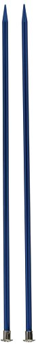 Boye Single Point Aluminum 10.5/6.5mm Knitting Needles, 14-Inch ()