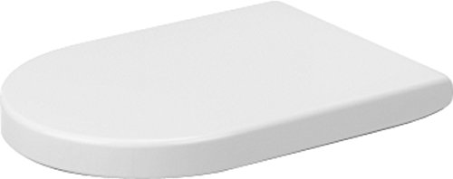 Duravit Starck 3 Toilet Seat and Cover, 0063320000