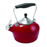 Chantal 37-CAT RA Catherine Teakettle Tea Kettle, 1.8 Qt, Ap