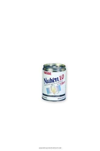 Nutren 1.0 Fiber, Nutren 1.0 W-Fib-Prebio Van 8, (1 EACH, 1 EACH)