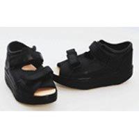 WCS Wound Care Shoe System Medium Black