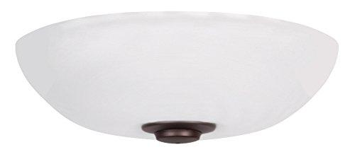 Emerson Ceiling Fans LK150OMLEDORB Harlow Opal Matte LED Low Profile...