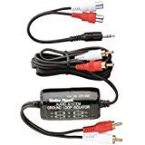 (RadioShack Audio System Ground Loop Isolator (Electric hum noise reducer))