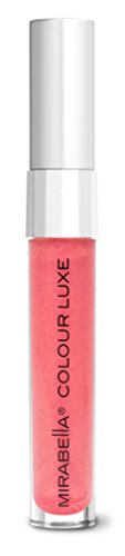 Mirabella Colour Luxe Shimmering Lip Gloss - Beam, 4.0g/0.14oz
