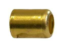0.825 Inside Diameter Midland 32-578 Smooth Brass Hose Ferrule 0.020 Gauge Smooth Brass 0.546 Length 0.562 Pierce