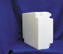 Custom Roto-Molding L4A RV Fresh Water Tank by Custom Roto-Molding