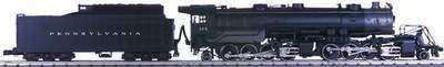 MTH 1:48 O Scale Pennsylvania Y-3 #374 2-8-8-2 Steam Engine Tender Car #MT-3011L
