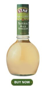 Star Natural Rice Vinegar 12 Oz (Pack of 4)