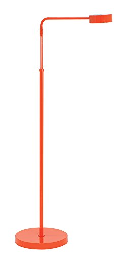 House of Troy G400-BS Generation Collection Adjustable Led Floor Lamp