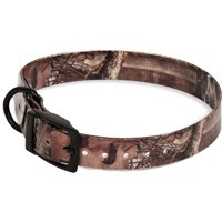 ASPEN PET PRODUCTS 10846 Camo Collar, 1 by 22 to 26-Inch Aspen Pet Adjustable Dog Collar