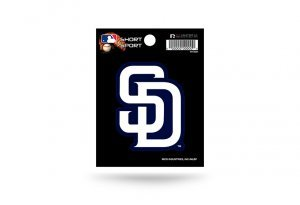- MLB San Diego Padres Short Sport Decal