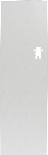 Grizzly Bear Cut-out Skateboard Griptape - Clear