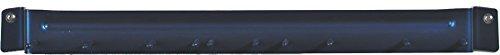 - Carlisle 4073514 Blue 17-Inch Sparta Spectrum Aluminum Brush Rack (Case of 12)
