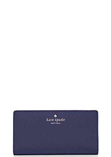 Kate Spade New York Bifold Wallet Indigo Blue by Kate Spade New York (Image #3)