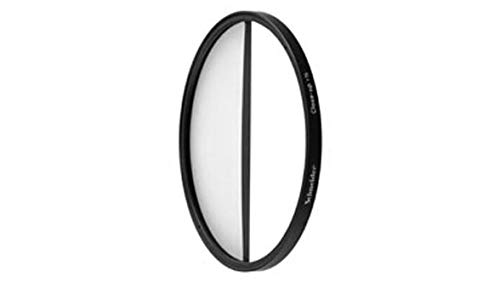 Schneider 138mm +1/8 Split-Field Diopter Lens (Close-up Filter) (Split Field Lens)