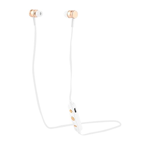 Ocamo Popular Magnetic Bluetooth Wireless Earphones, Stereo