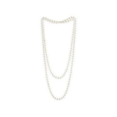 1920s Charleston déguisement Bandeau mettant en vedette plume et Strass - Idéal pour great Gatsby Déguisement, excellent accessoire - Complète votre fille flapper look - Collier Perle