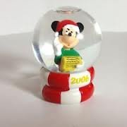 Mickey Mouse Snowglobe 2006 for JcPenney (Jcpenney Mickey Mouse Snow Globes)