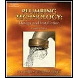 Plumbing Technology : Design and Installation, , 141805092X