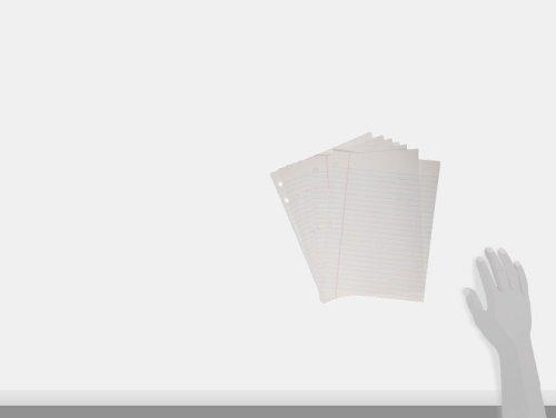 Amazon.com : School Smart Cursive Ruled Notebook Paper with Margin ...