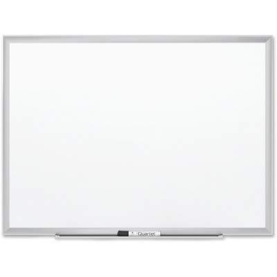 (Quartet Magnetic Whiteboard, Premium Dry Erase Board, Duramax, 4 x 3 Feet, Silver Aluminum Frame (2544))