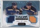 David Backes; Paul Stastny #221/399 (Hockey Card) 2015-16 Upper Deck Artifacts - Tundra Tandems - Blue #TT-SB ()