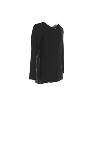 Blusa Donna Twin-Set 48 Nero Pa72qj Autunno Inverno 2017/18