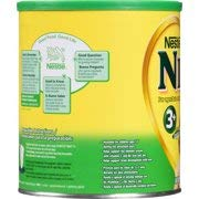 Nestle NIDO 3+ Powdered Milk Beverage 1.76 lb Canister (Pack of 5) by Nido (Image #2)