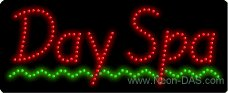 Spa Outdoor Led Sign - 6