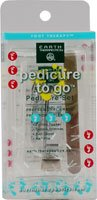 Earth Therapeutics Pedicure To Go 1 Kit (Earth Therapeutics Manicure Set)