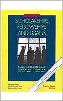 Scholarships, Fellowships & Loans
