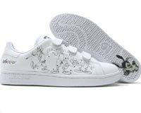 Adidas Stan Smith II CF W4 - Disney Goofy (white / white), US