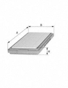 Mann-Filter Cabin Air Filter CUK 2736-2