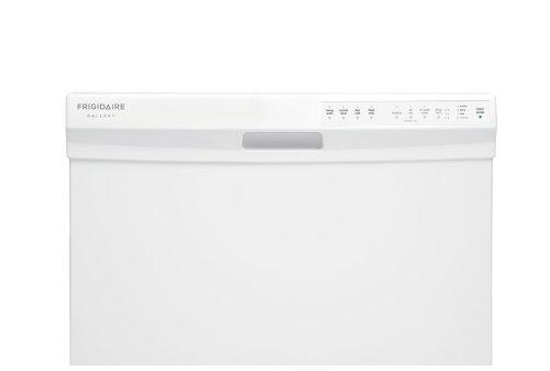 Energy Star Frigidaire FGBD2434PW 24 White Full Console Dishwasher
