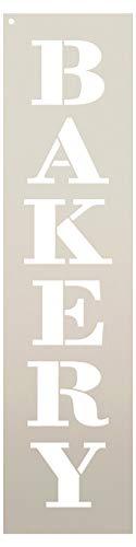 - Bakery - Farmhouse Serif - Vertical - Word Stencil - STCL1954 - by StudioR12 (7