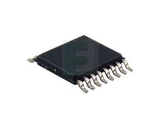 74HC Series 6V 3-St 8-Bit Serial-in Serial/Parallel-Out Shift Register-TSSOP-16, Pack of 100 (74HC595PW,112)