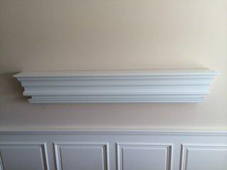 White mantel shelf uk