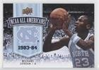 Michael Jordan (Basketball Card) 2010-11 UD North Carolina Basketball - [Base] - 111 North