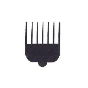 - WAHL Professional Comb Attachment Black Size No.2 (1/4 inch) (Model:3124-001)