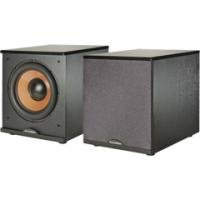 Acoustech H-100 Cinema Series 500-Watt Front-Firing Subwoofer, High-Gloss Black by BIC America