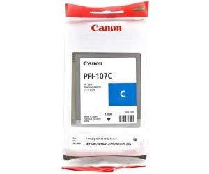 Canon - Pfi-107C Cyan Ink 130Ml