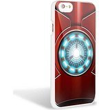BEST? Iron Man for Iphone and Case (iPhone 6plus White)