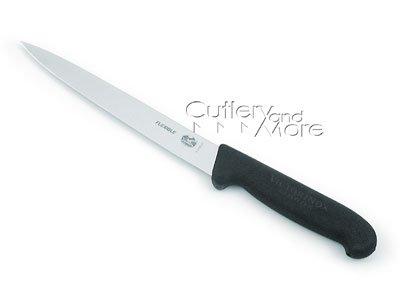 Forschner 40711 Fillet 8-Inch Knife Stiff Blk Fibrox (Forschner Boning)