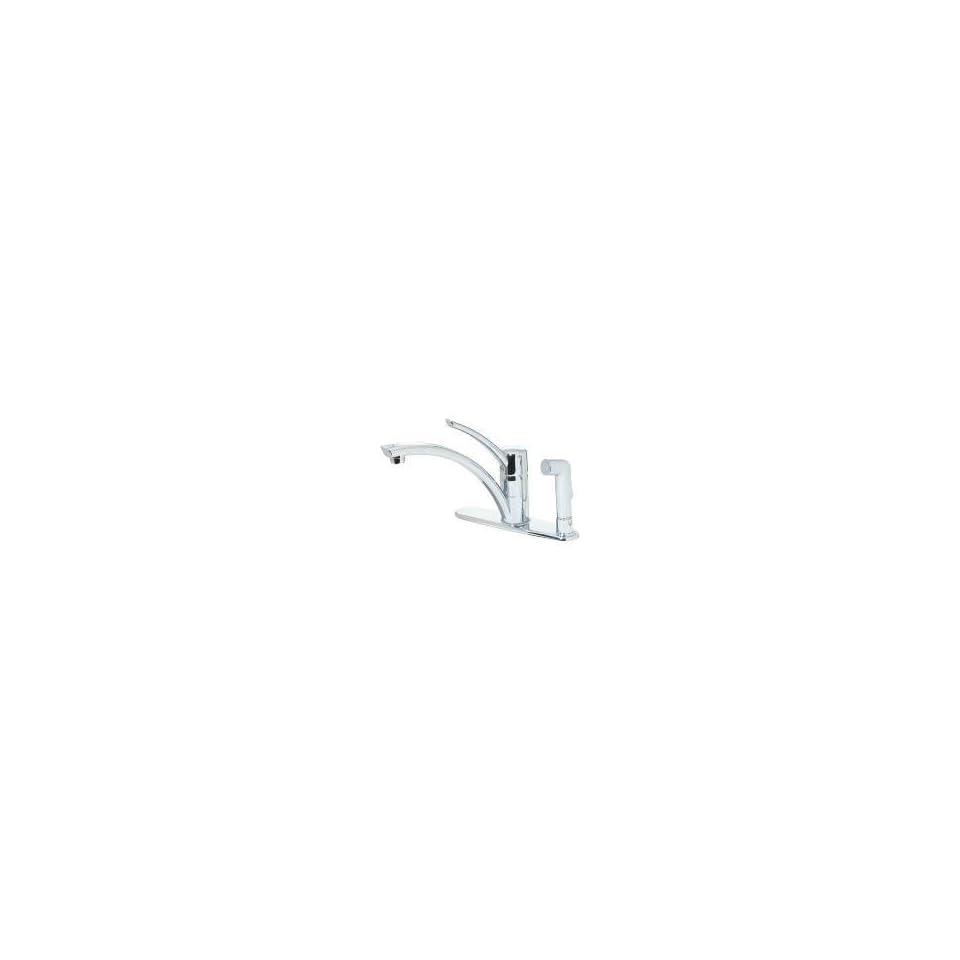 Price Pfister Parisa Kitchen Faucets Single Handle H343