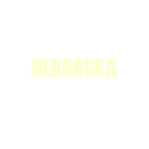 (Nebraska America City Business Card Holder Case Wallet)