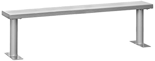 Locker Room Aluminum Benches - Salsbury Industries, Aluminum