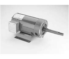 Marathon 215TTDW4049 Closed Coupled Pump Motor, 3 Phase, ...