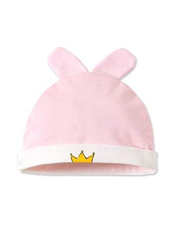 Young shinee Cappello per Bambini Berretto da Neonato in Cotone Morbido con  Cappuccio feto per Neonato 82dbbb12e94b