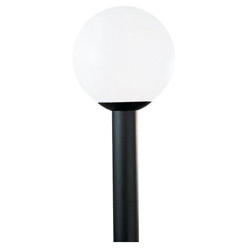 Outdoor Post Lights In White in US - 3
